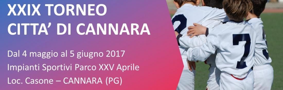 XXIX TORNEO CITTA' DI CANNARA
