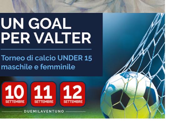 1^ Memorial Valter Baldaccini 2021